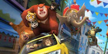 Мишки Буни: Тайна цирка