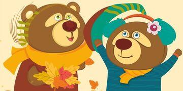Творческие занятия в Мастерской Медведя