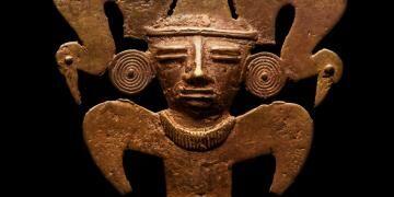Шесть оттенков золота. Сокровища индейцев