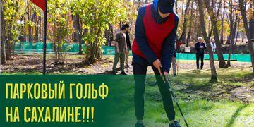 Парковый гольф