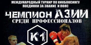 Международный турнир по профессиональному кикбоксингу