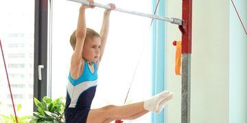 Областное первенство по спортивной гимнастике