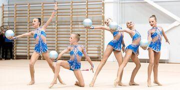 Студия художественной гимнастики