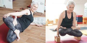 40+. Йога как средство улучшения жизни»