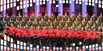Онлайн концерт ансамбля имени А. В. Александрова