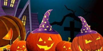 Квест и вечеринка к Хэллоуину