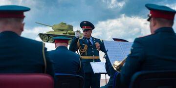 Концерты военного духового оркестра