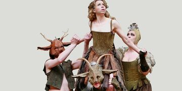 TheatreHD: Globe: Сон в летнюю ночь