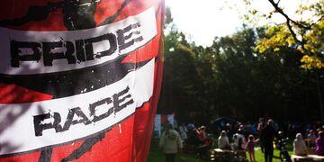 Гонка с препятствиями Pride Race