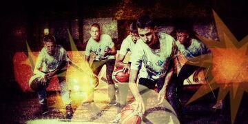 Набор в секцию баскетбола