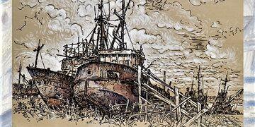 Корабли и кораблики