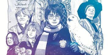 Косплей-фестиваль по вселенной Гарри Поттера