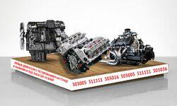 Дизель,двигатель с тестом на стенде на АвтоТочке