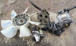 Навесное и двигатель 1G Beams