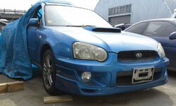 Запчасти Обслуживание Subaru
