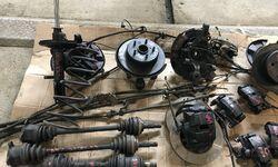 Ступицы задние CV-SV43кузов 4WDABS