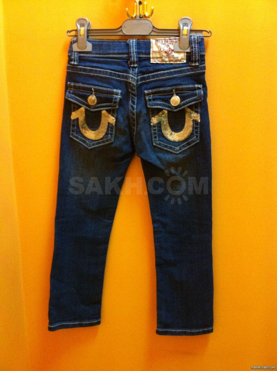 ccc023739 Продам новые американские джинсы на девочку, размер 6. Дешевле не найдёте.