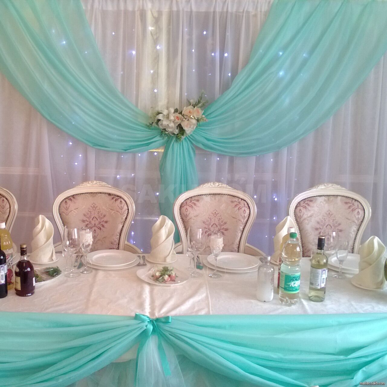 приурочен свадьба в мятном цвете оформление фото самые компактные