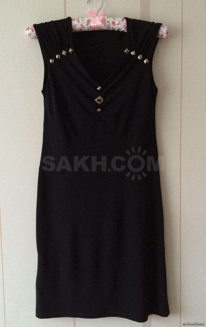 481416a29cd Новое маленькое черное платье. Пр-во  Турция - 1000 руб. Одежда ...
