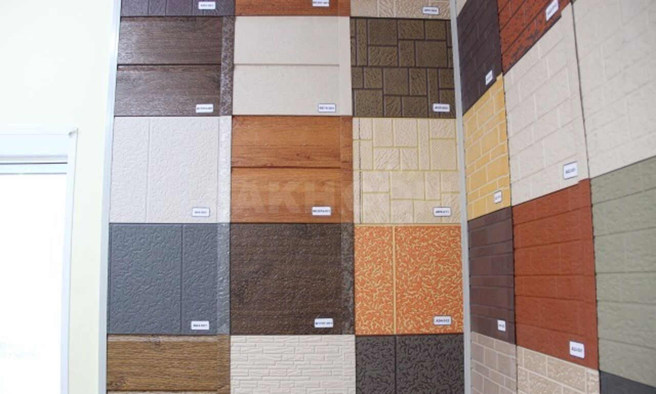 Панели ханья цвета фото