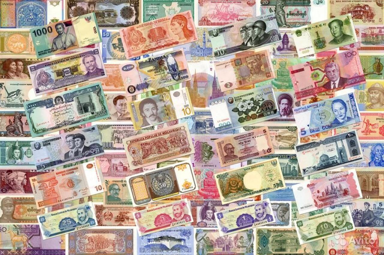 валюты мира в картинках китая