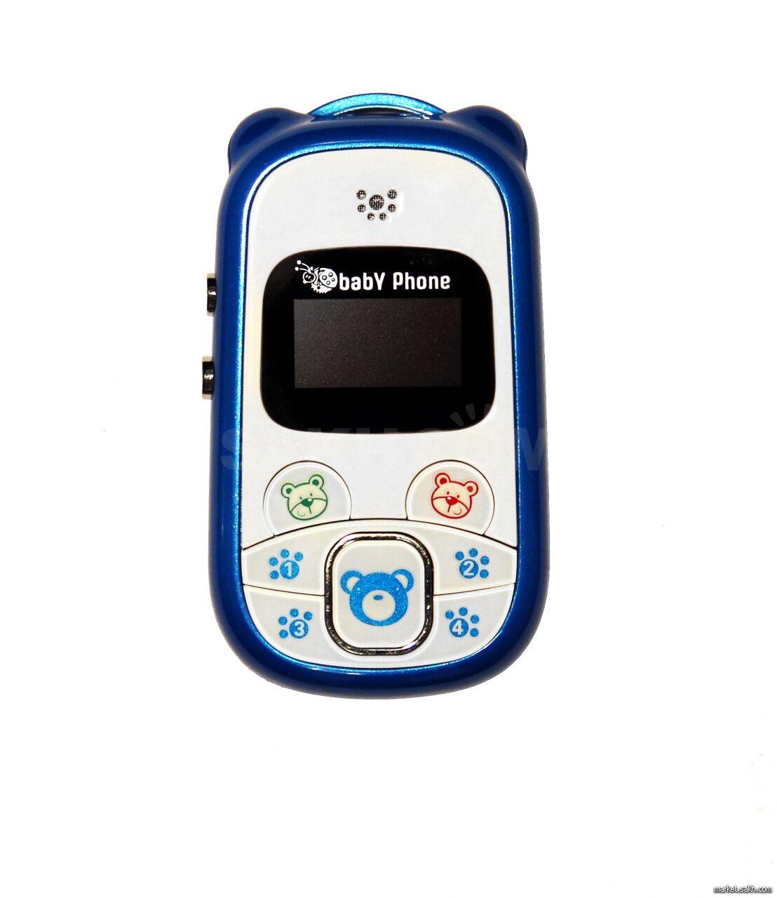 Детский мобильный телефон Baby Phone в Пестове