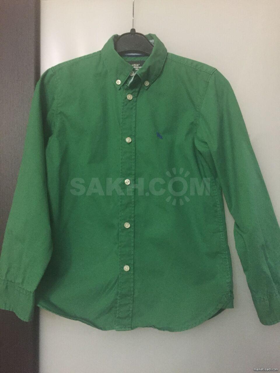 38f94093761 Рубашки на мальчика р. 128  1. фирма