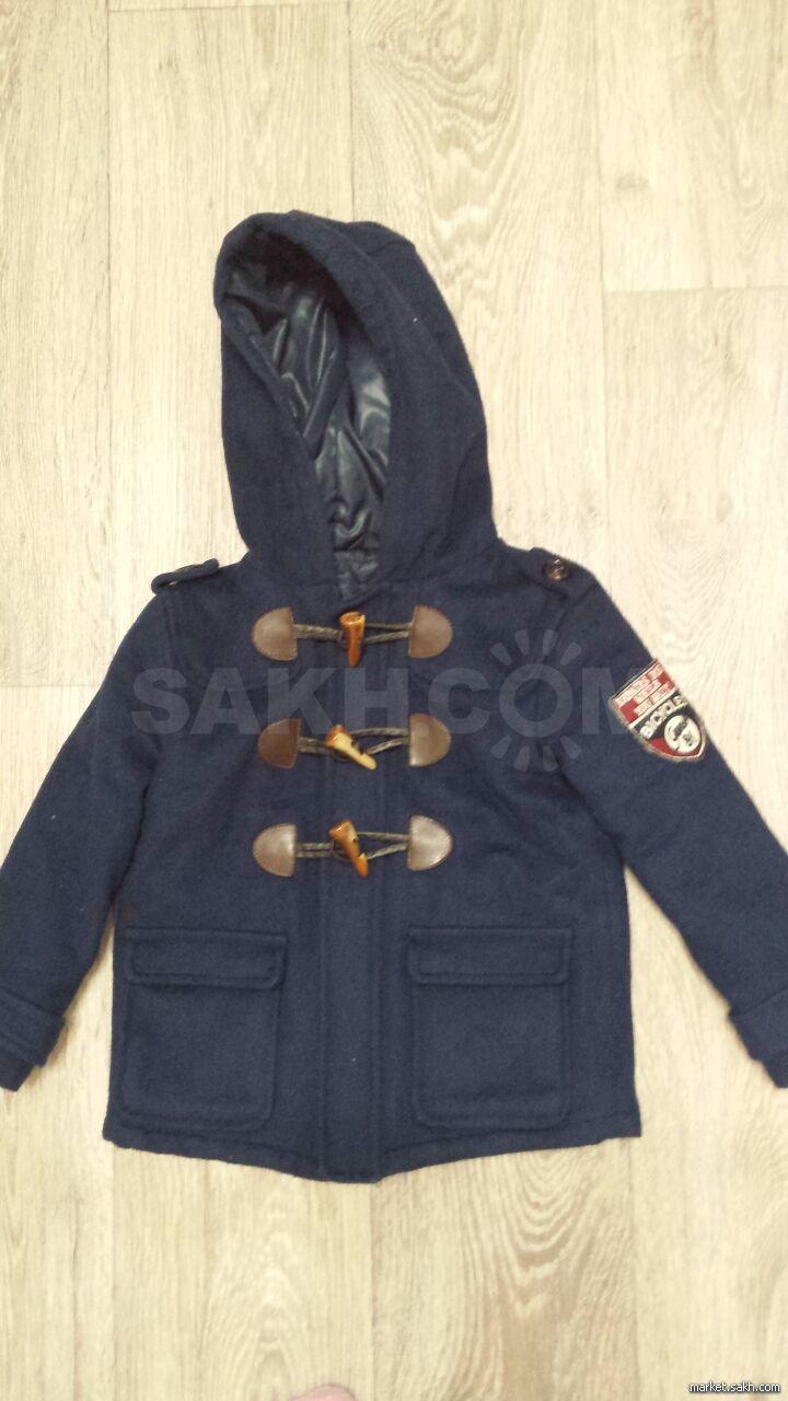 bfd847105e2b Продам осенне-весенние пальто фирмы Guess, размер с 1 года до 2 лет. Цвет  синий. Практически новое. Одевали 2 раза. В подарок корейские утепленные  джинсы.