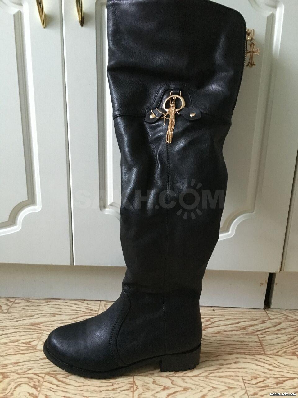 857a1606f Продам зимние, кожаные сапоги. Одевались один раз, размер маловат. 39 размер.  Небольшой торг.