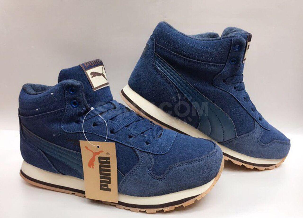 e145c895b Puma зимняя обувь - 2200 руб. Одежда, обувь и аксессуары. Мужская ...