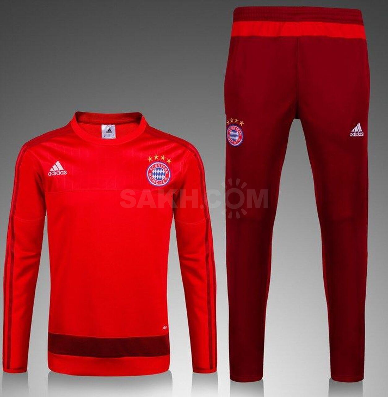 Одежда футбольного клуба бавария мюнхен