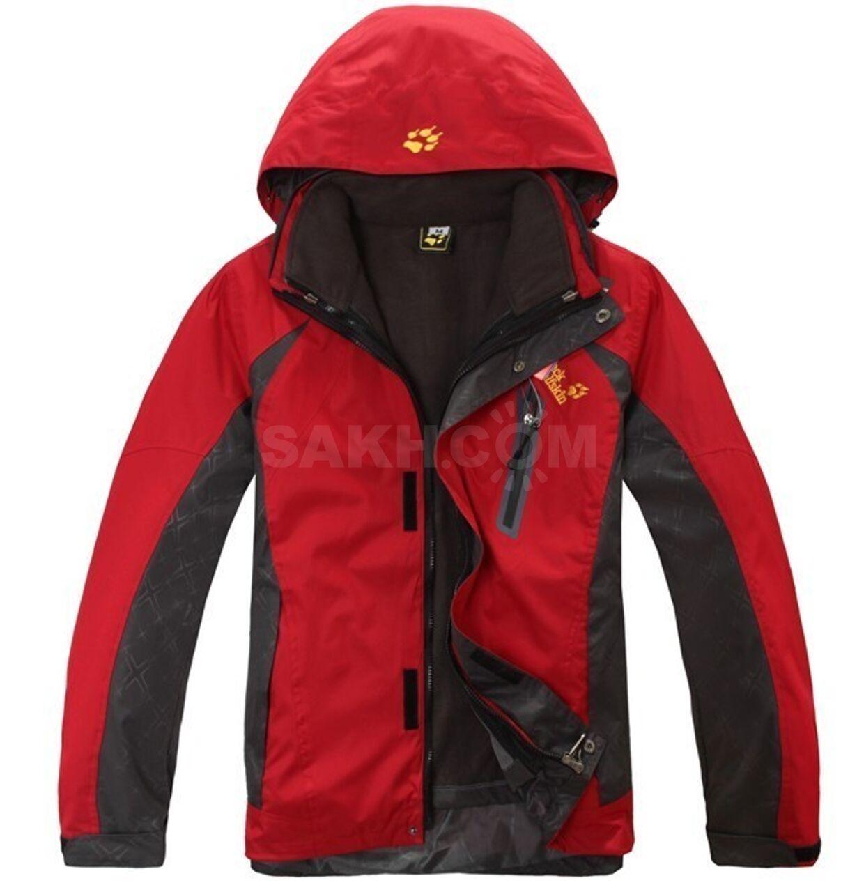 Jack Wolfskin Куртки мужские 3 in 1 Gore Tex - 6000 руб. Одежда ... 41729be1e69