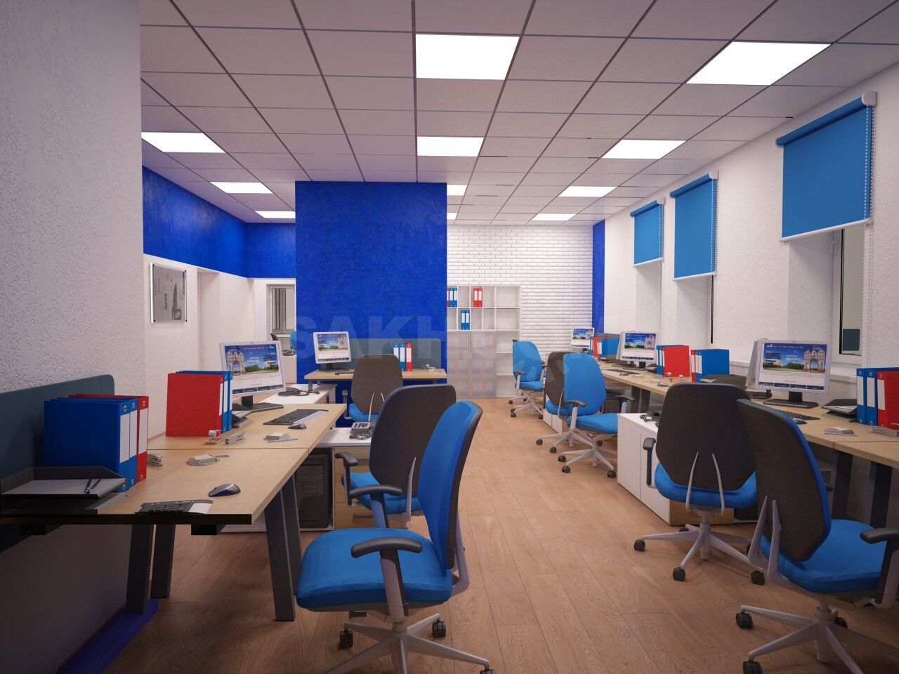 Аналоги офисных помещений помещение для персонала