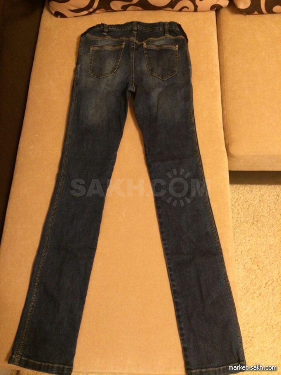 Продам джинсы new form, размер 42-44, одевала пару раз, состояние как  новые. В подарок отдам кофточку. 7e5ce99e9ed
