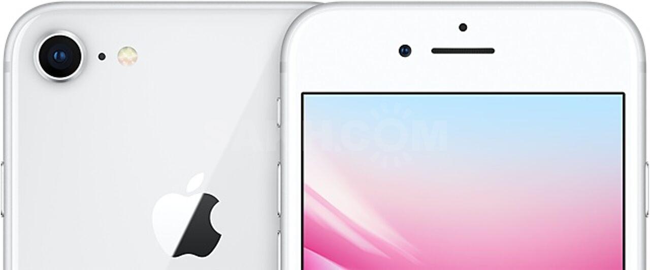 Продам новые оригинальные Apple Iphone 8 256Gb Silver на гарантии (Южно- Сахалинск) a9289fad2df