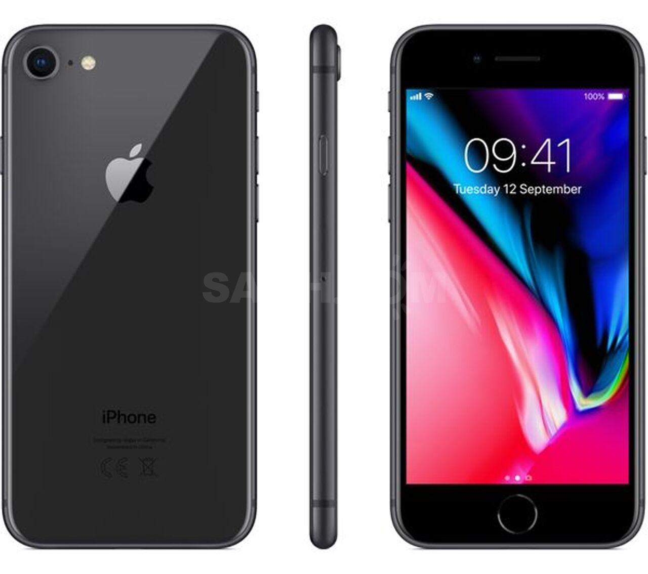 Продам новые оригинальные Apple Iphone 8 256Gb Space Gray на гарантии (Южно- Сахалинск) 18aa204e875