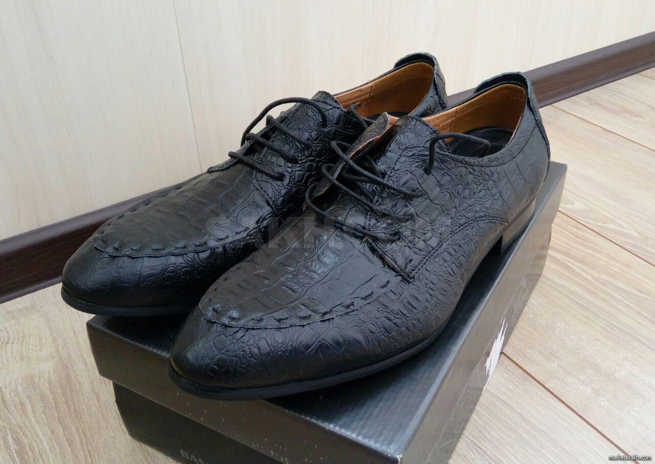 Туфли мужские новые - 2000 руб. Одежда, обувь и аксессуары. Мужская ... 3a48e3808ad