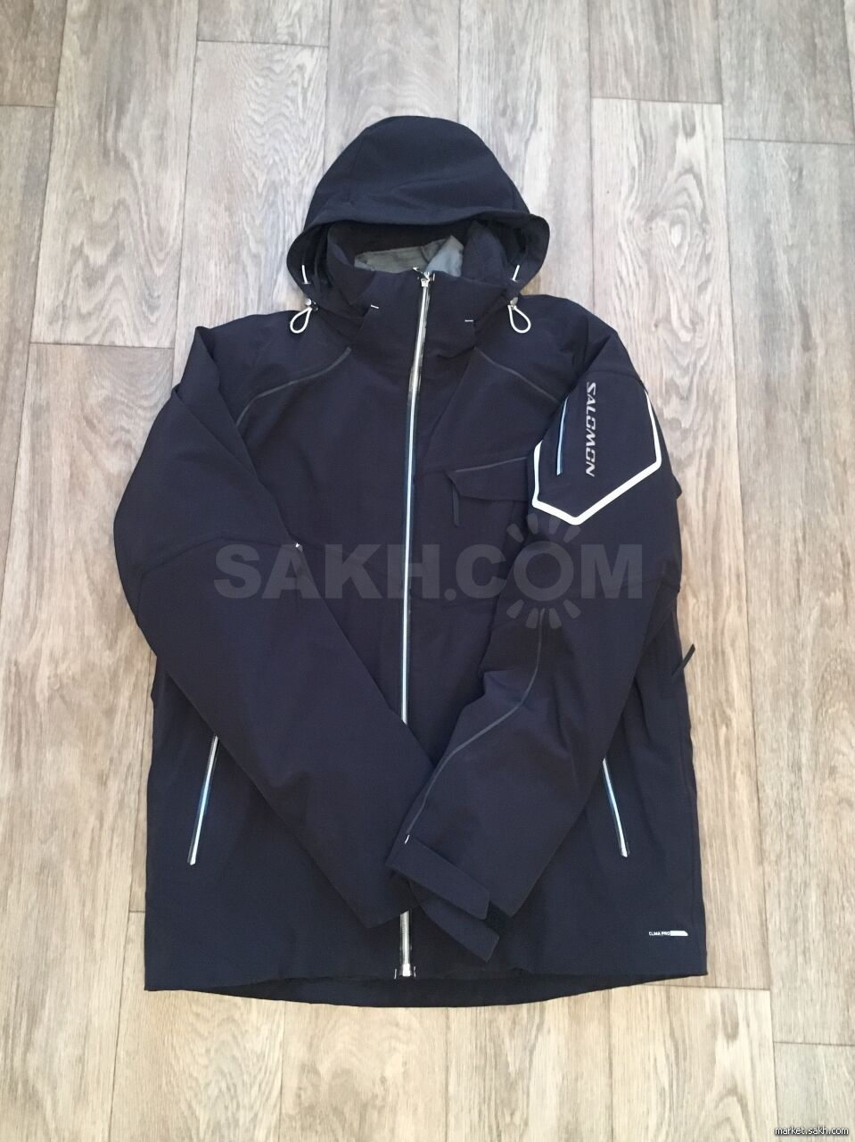 5bd874553e06 Продам куртку Salomon - 10000 руб. Одежда, обувь и аксессуары ...