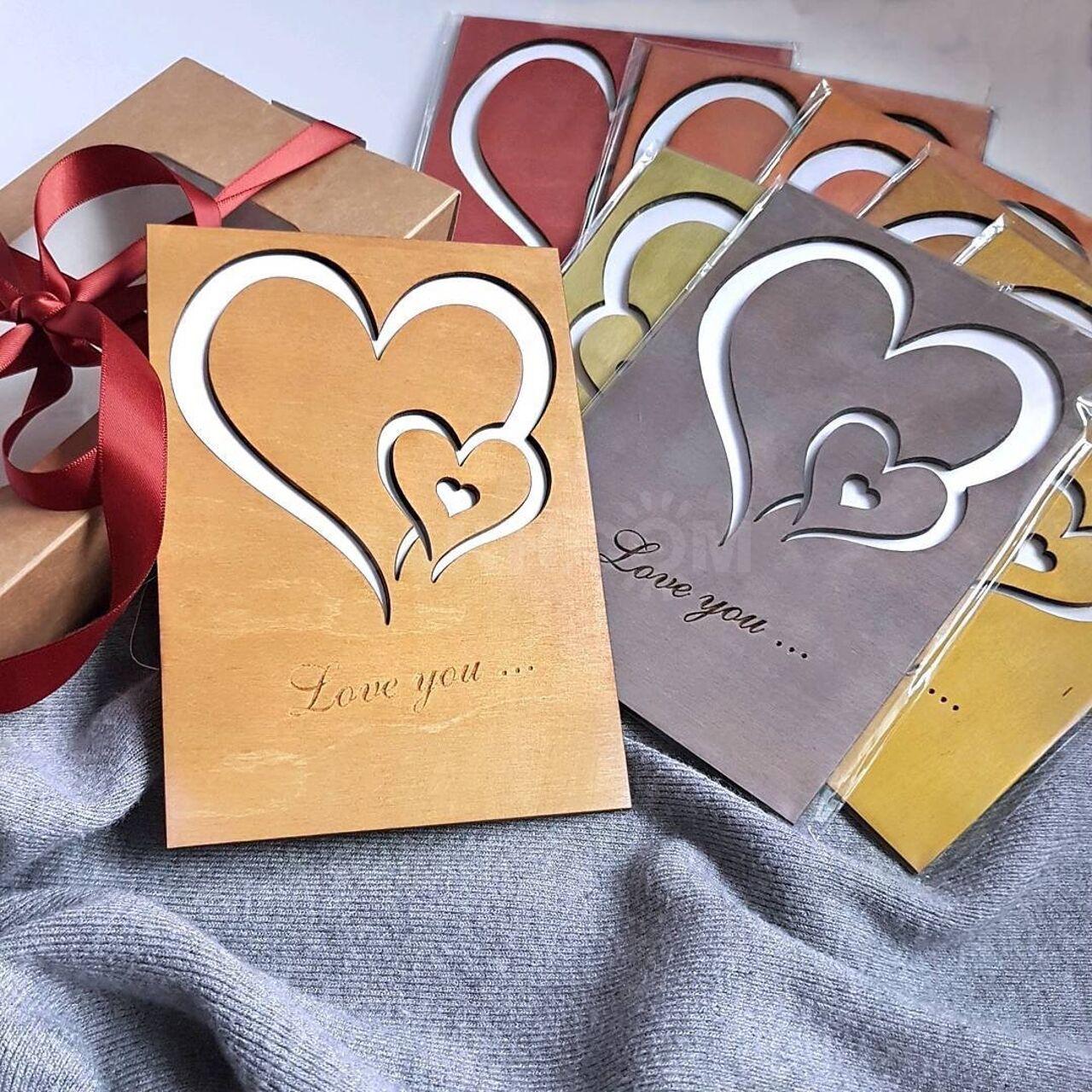 Сувениры открытки