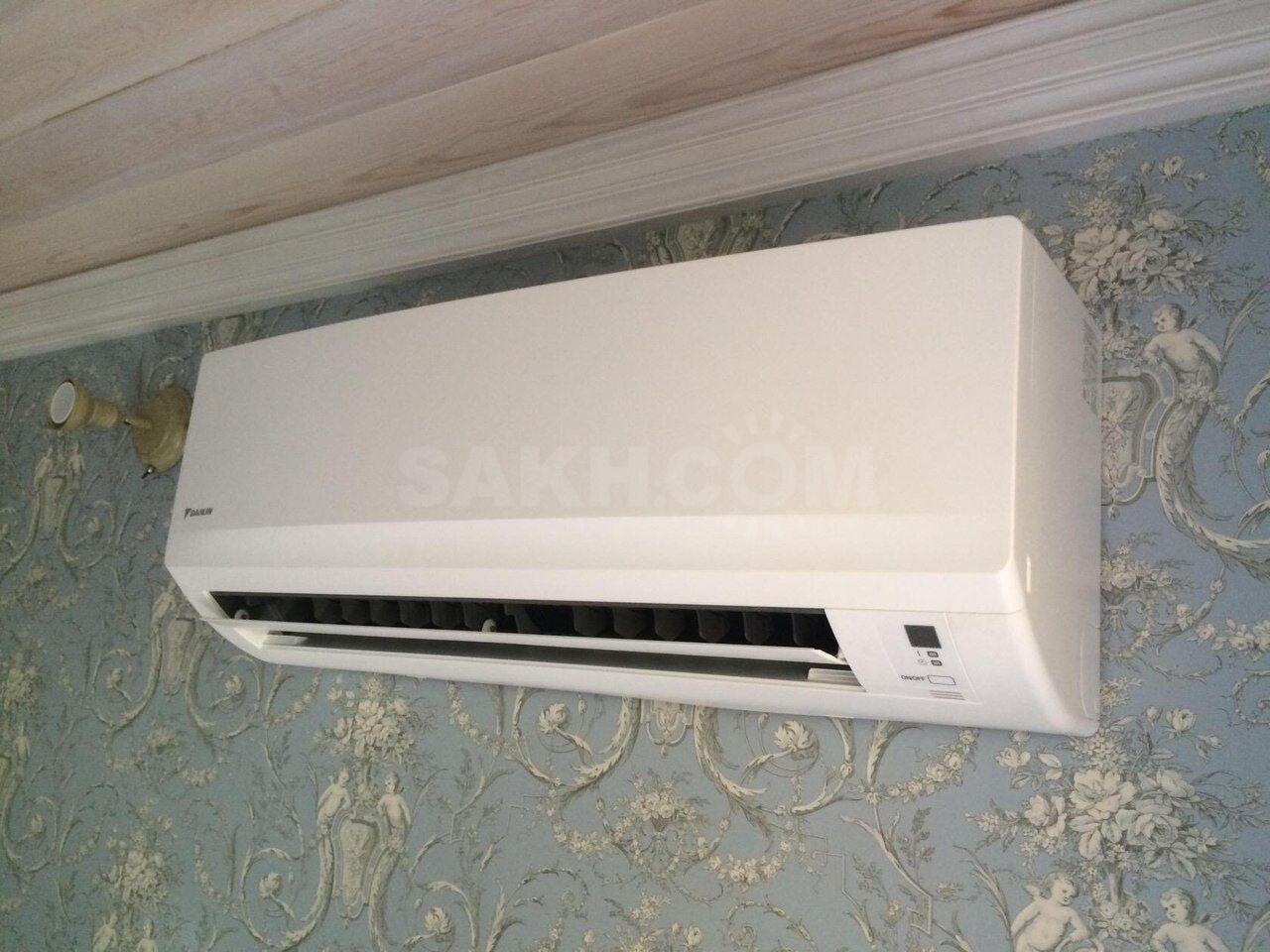 Вентиляция и установка кондиционеров сплит система холод краснодар
