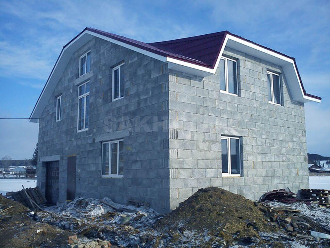 строительство из полистиролбетонных блоков