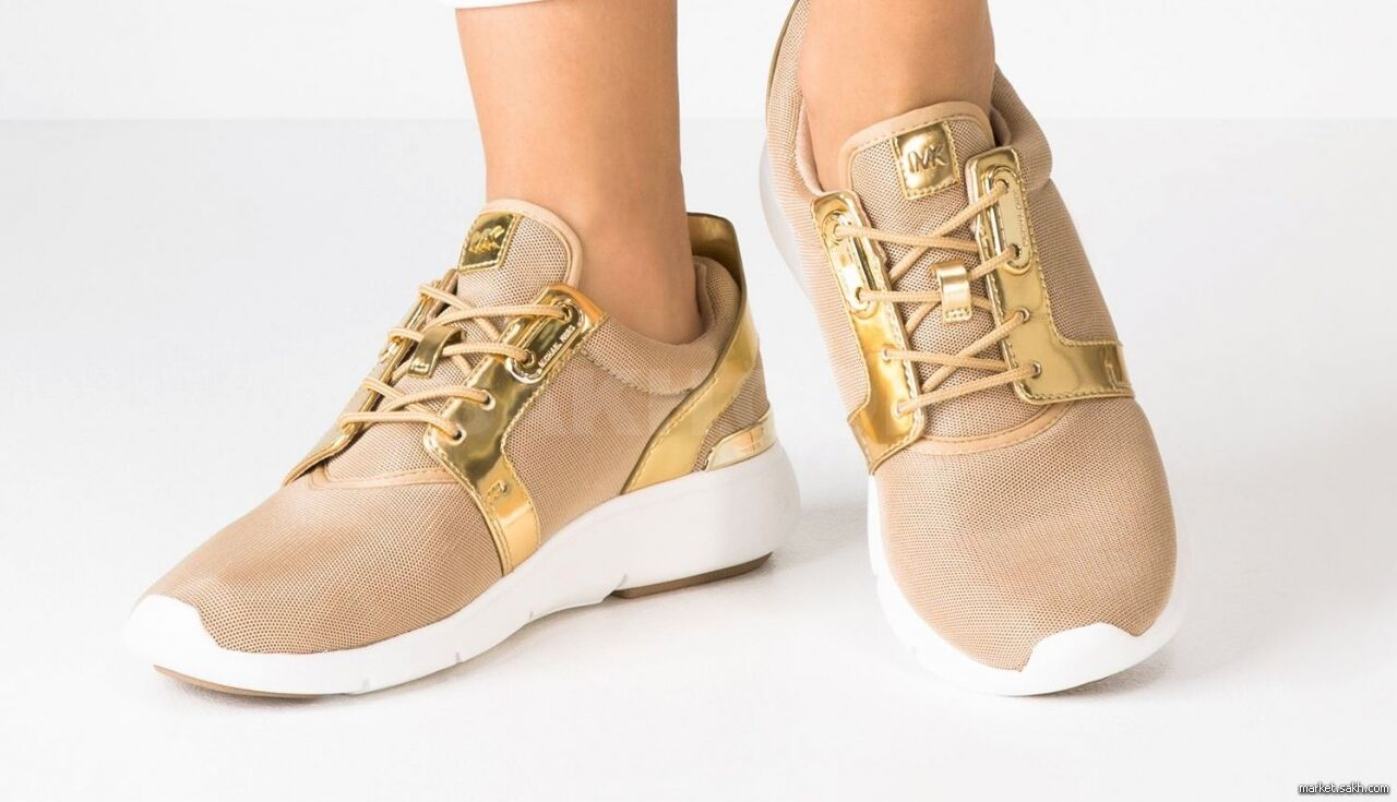 cca846d89c18 Обувь оригинал фирмы Michael Michael Kors Amanda - Sneaker low ...