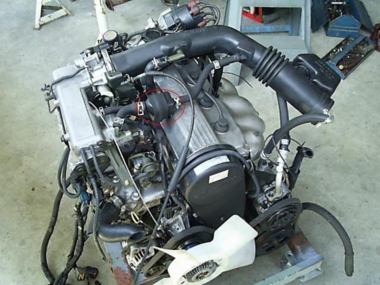 Знакомство Двигатель G16a