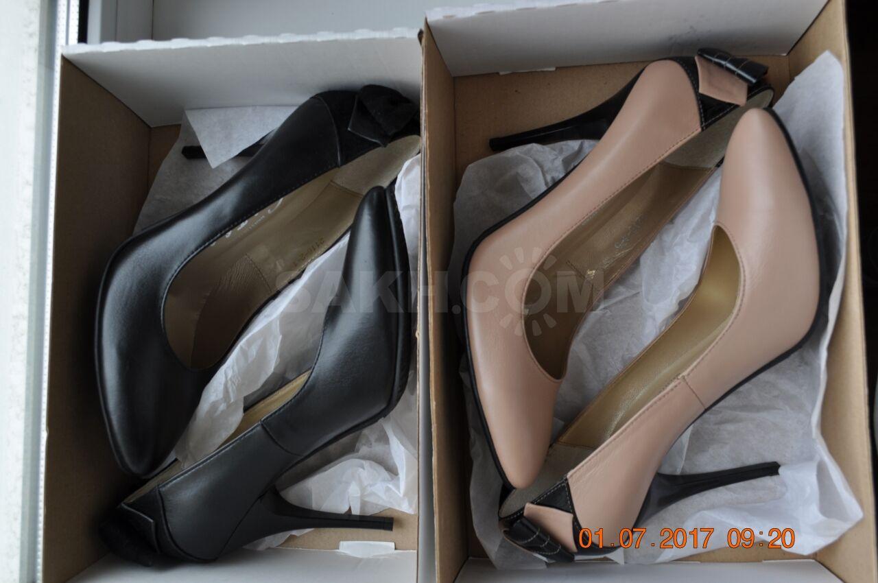 a984f0b90 Продам новые, кожаные туфли! Размер 39,40, Пр-во Санкт - Петербург.  Отличное качество! Цена ниже закупочной ! В связи закрытием магазина.