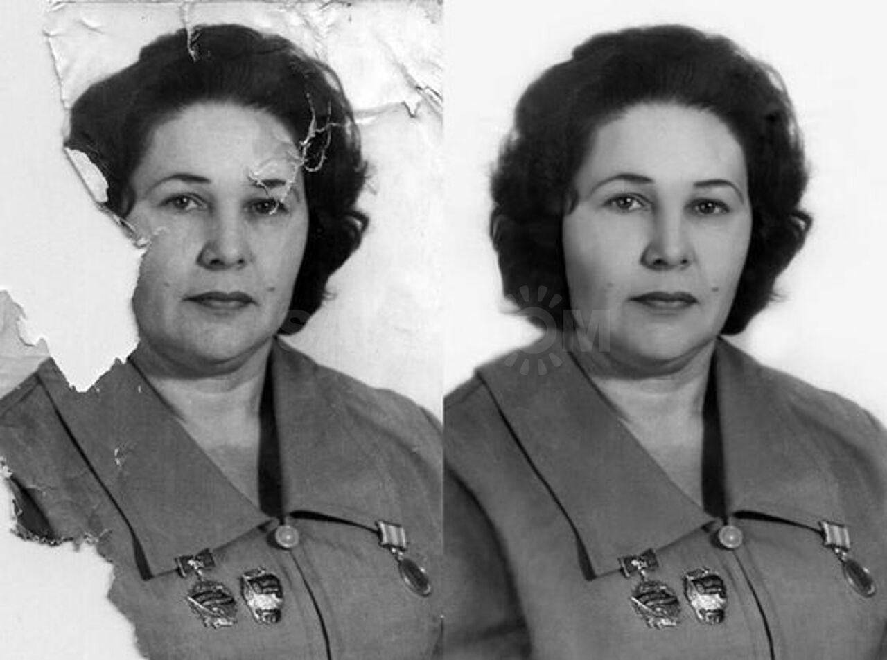 реставрация старых фотографий химки первобытные люди