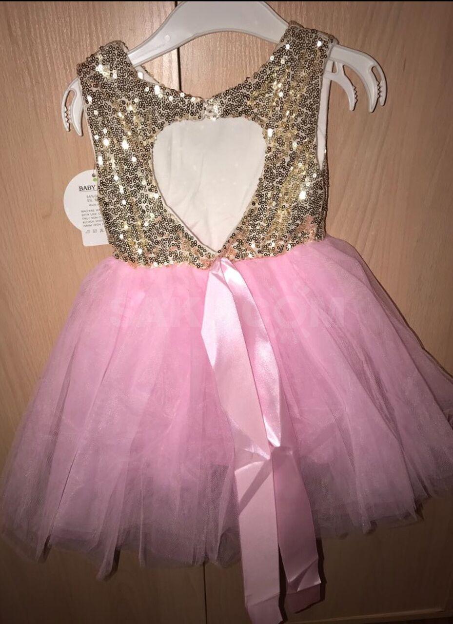 504c4260a05048b Платье для девочки на годик. Пышное, очень красивое - 1500 руб. Дети ...