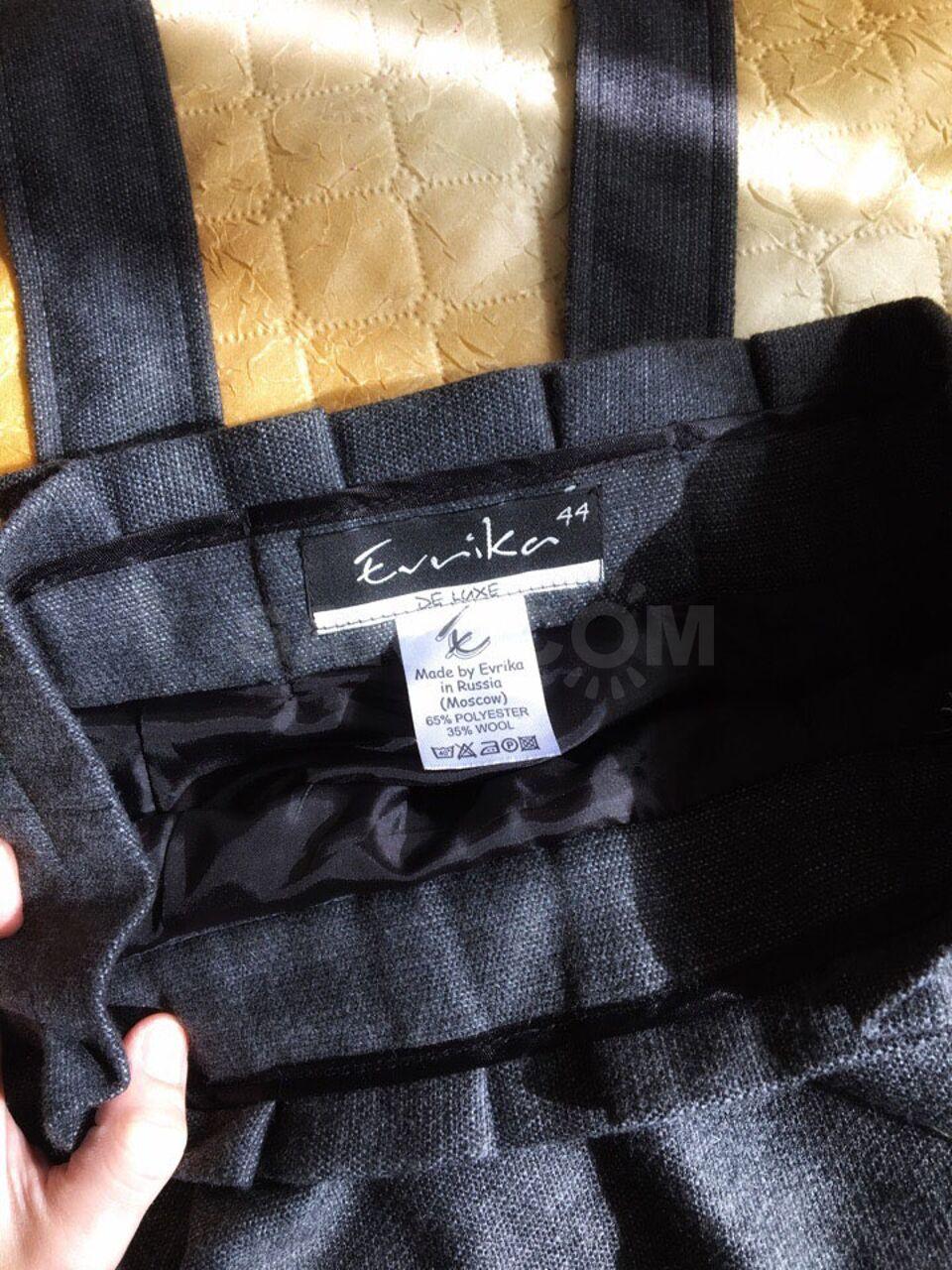 4f4e5a3ec0a Продам серую юбку - 400 руб. Одежда
