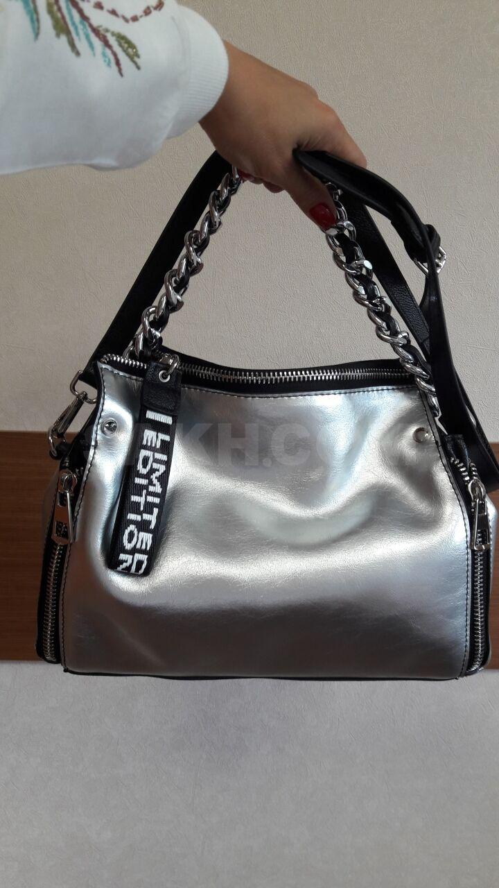 3a2bbec67024 Продам новую кожаную сумку в городе Южно-Сахалинск — Авто.Сах.ком ...