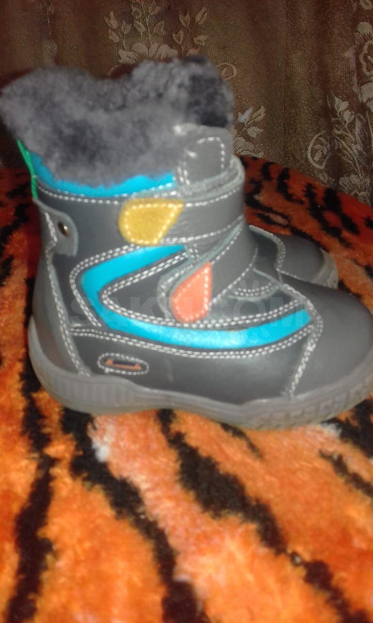 6ce8bc49 Продам зимние ботинки для мальчика - 800 руб. Дети и материнство ...