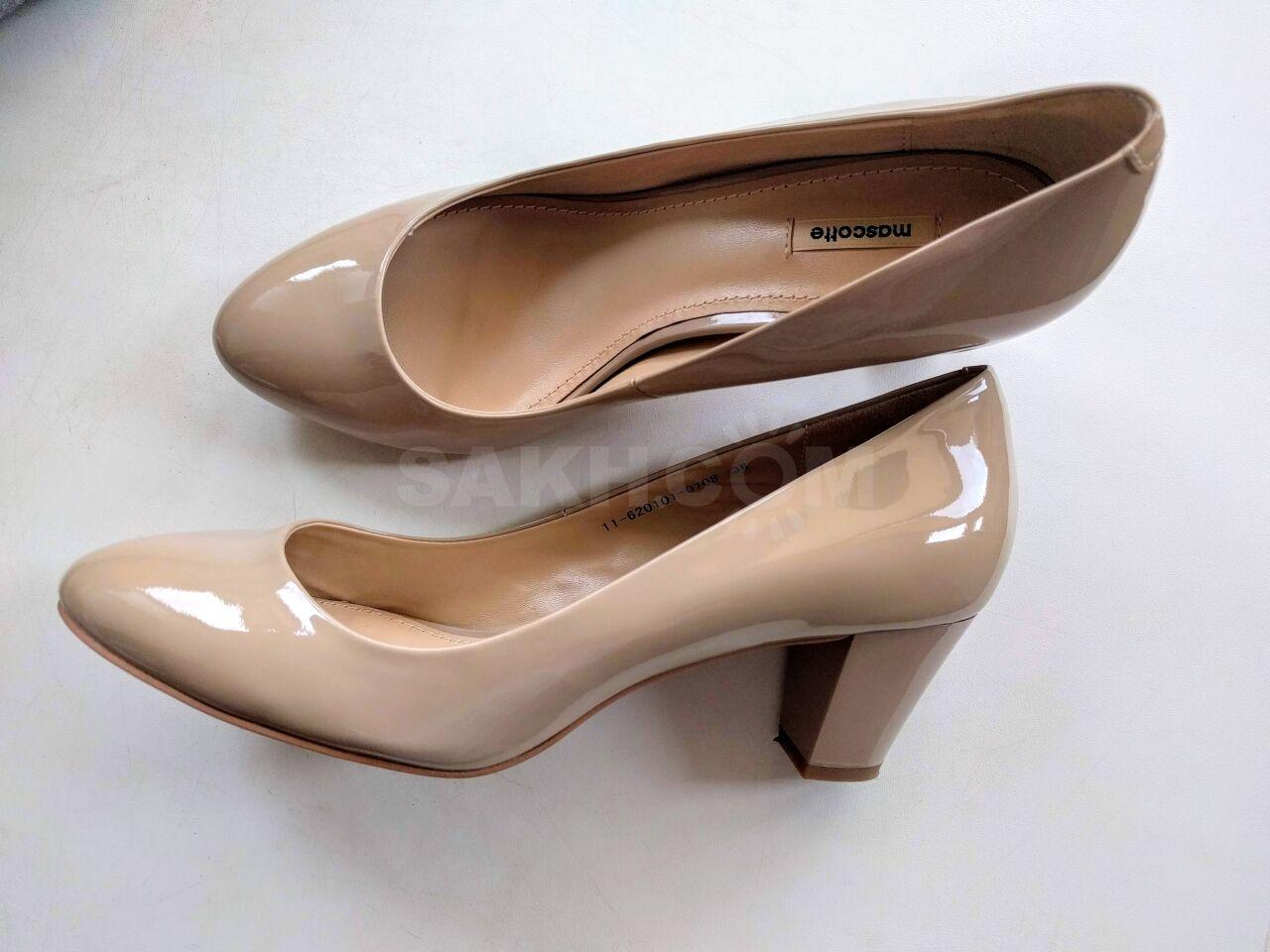 Продам новые туфли Mascotte - 3500 руб. Одежда, обувь и аксессуары ... e5215857a60